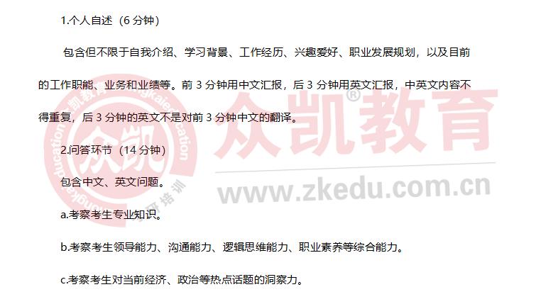 2022年入学上海各院校MBA提前批面试形式及流程汇总